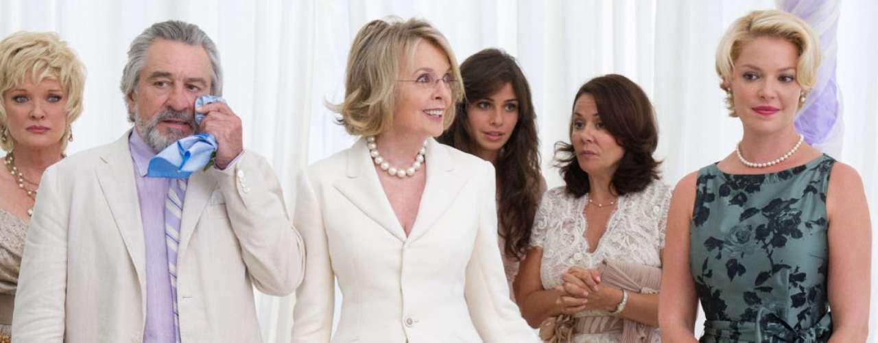 Finalmente Forbes señaló a 'The Big Wedding', que aunque contó con un magno elenco integrado por Robert de Niro, Katherine Heig, Diane Keaton, Amanda Seyfried, Topher Grace, Susan Sarandon y Robin Williams, sólo recuperó 22 de los 35 millones de dólares de su presupuesto.