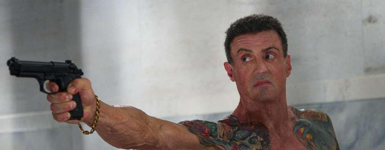 En el segundo puesto se encuentra el enésimo intento de Sylvester Stallone de recuperar su pulso en la taquilla: 'El Ejecutor'. Con un presupuesto de 25 millones apenas recaudó 9 millones, es decir el 36% de la inversión.