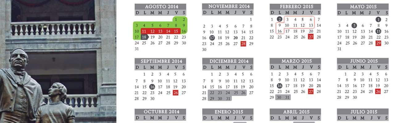 ... de Educación Públicapublicó el calendario oficial. Foto: sep.gob.mx
