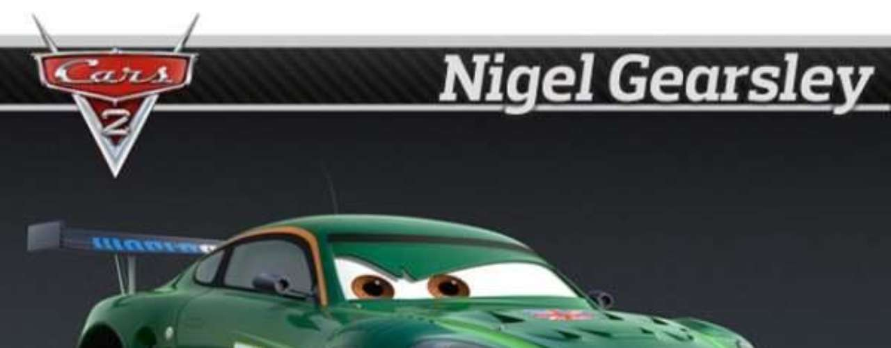 Foto Cars 2: Los Nuevos Personajes