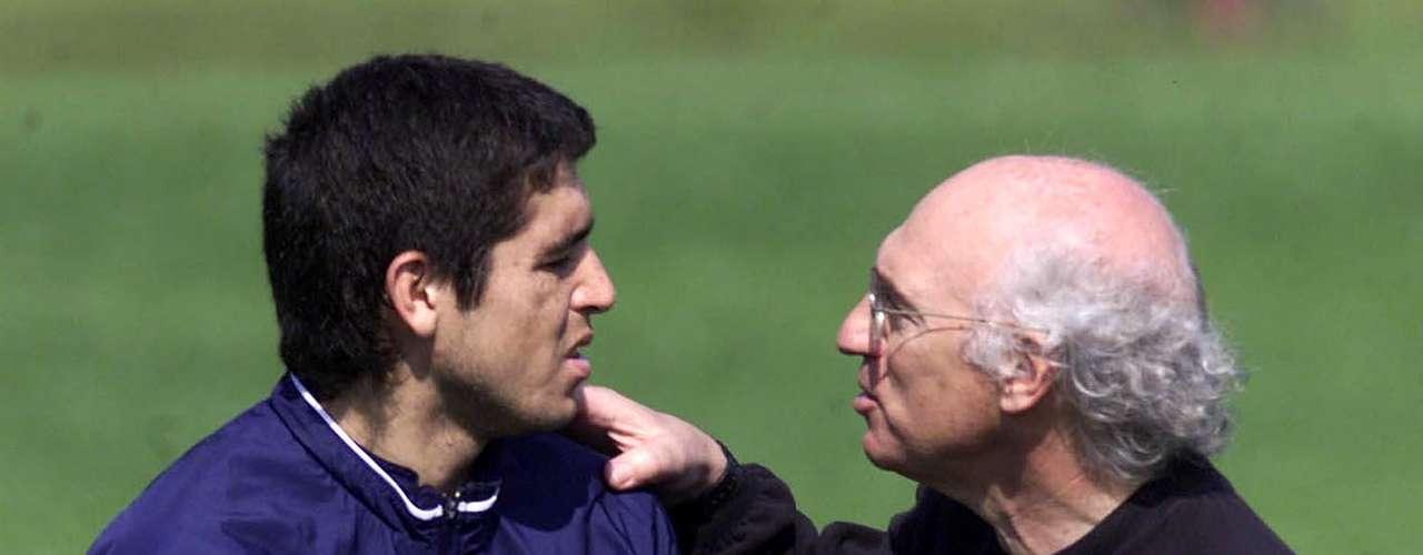Bianchi le dio confianza a jugadores que ya estaban en el ciclo del \