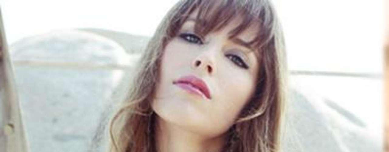 Vanessa Catalina Macarena Ceruti Vásquez, tiene 25 años de edad y mide  1,78.