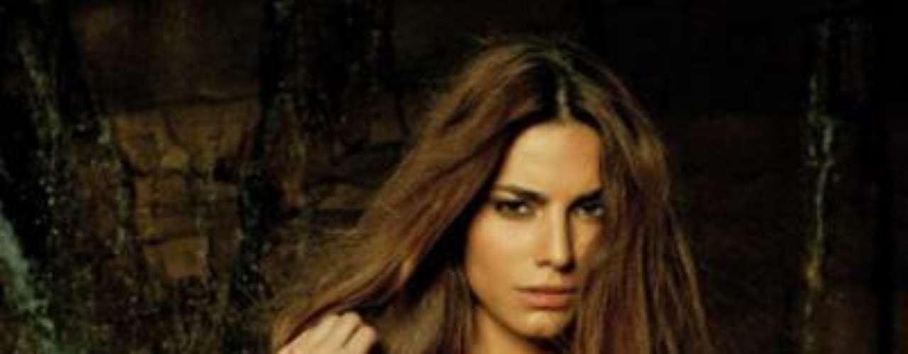 Se llama Iliana Papageorgiou, tiene 20 años de edad y mide  1, 77.