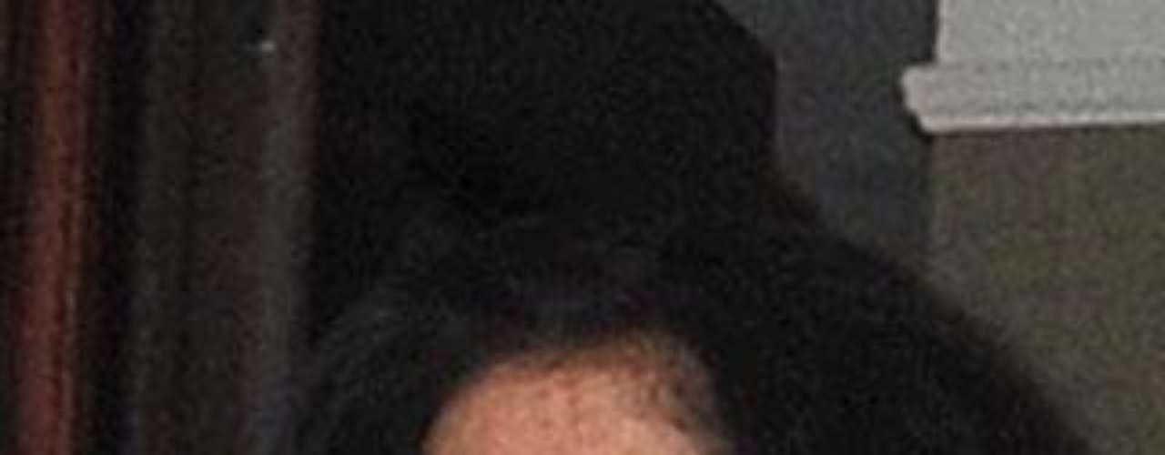 Catherine Zeta-Jones, en una de sus últimas peleas con los reporteros.