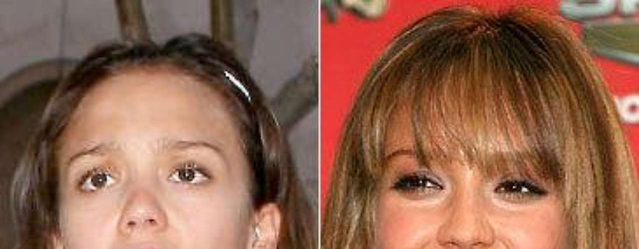 Pocas mujeres son tan deseadas como la actriz Jessica Alba. Eso sí, las producciones de fotos cuidadas la favorecen mucho