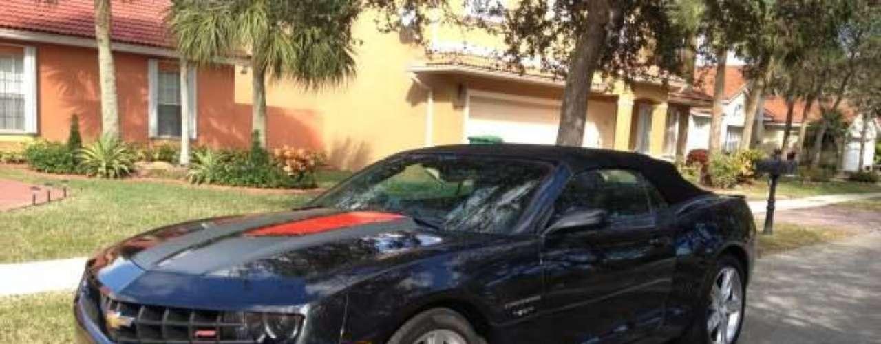 Foto Chevrolet Camaro Edición 45 Aniversario