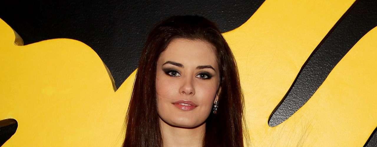 Sofía Rudieva, Miss Rusia 2005. La reina estuvo involucrada en un escándalo cuando se publicaron unas fotos posando desnuda cuando tenía 15 años.