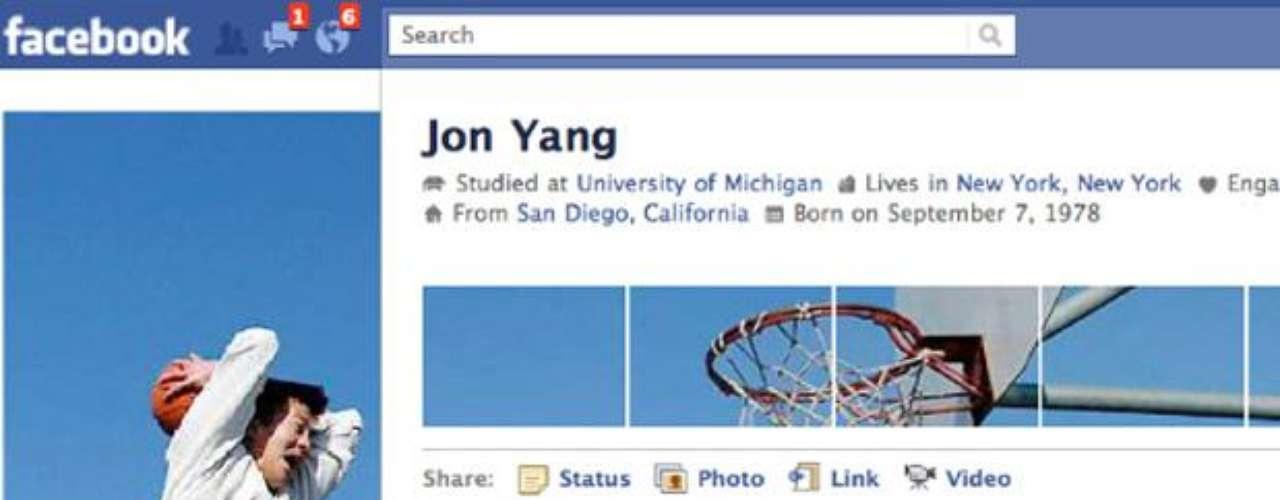 La favorita: Jon Yang realiza un slam dunk!