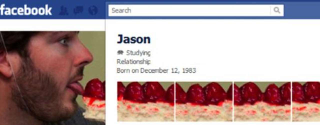 Jason Keiter ha utilizado la comida como inspiración para su foto.