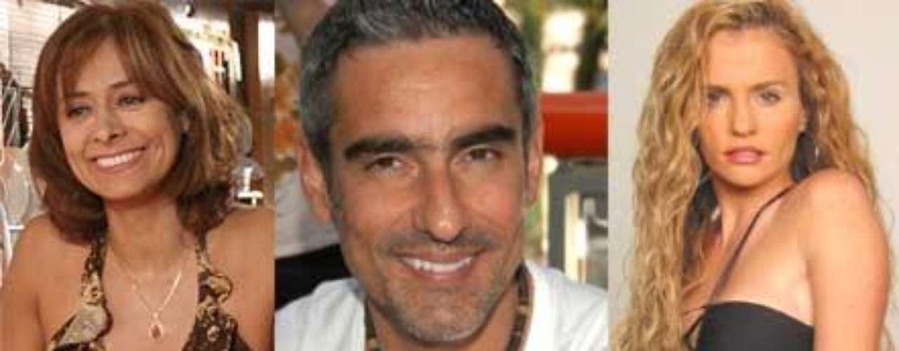 El romance repentino entre Miguel Varoni y Aura Cristina Geithner. Para la década del 90, el actor había consolidado una fuerte relación con Patricia Ércole. Sin embargo, pronto se dio a conocer su amorío con Geithner, su compañera de set de la Potra Zaina, lo disparó el raiting de inmediato.
