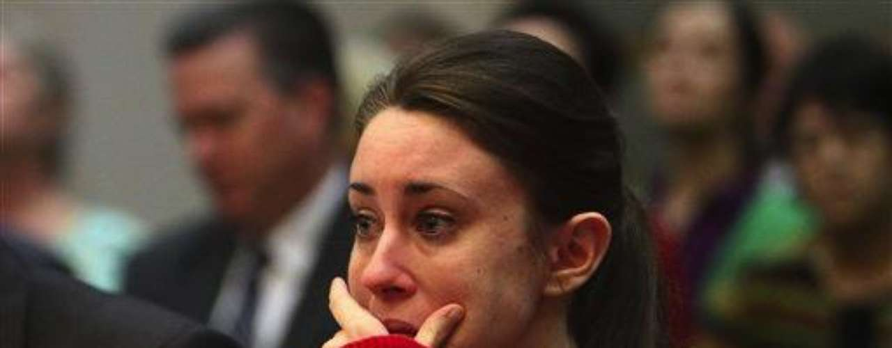 April 14, 2009: The State of Florida seeks the imposition of the Death Penalty.Casey Anthony Verdict: Found Not Guilty Of MurderingPublic Outrage Over Casey Anthony VerdictDefensa de Casey Anthony afirma que su hija se ahogó