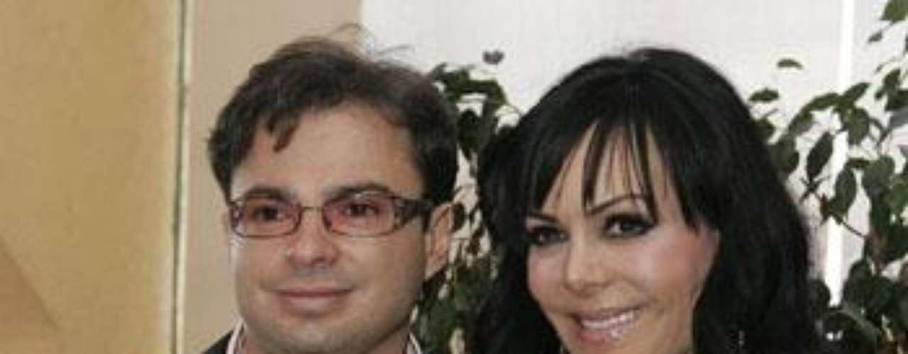 Pareja: Marco Chacón y Maribel Guardia.