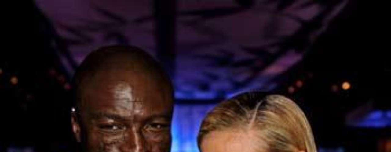 Matrimonio: Seal y Heidi Klum.