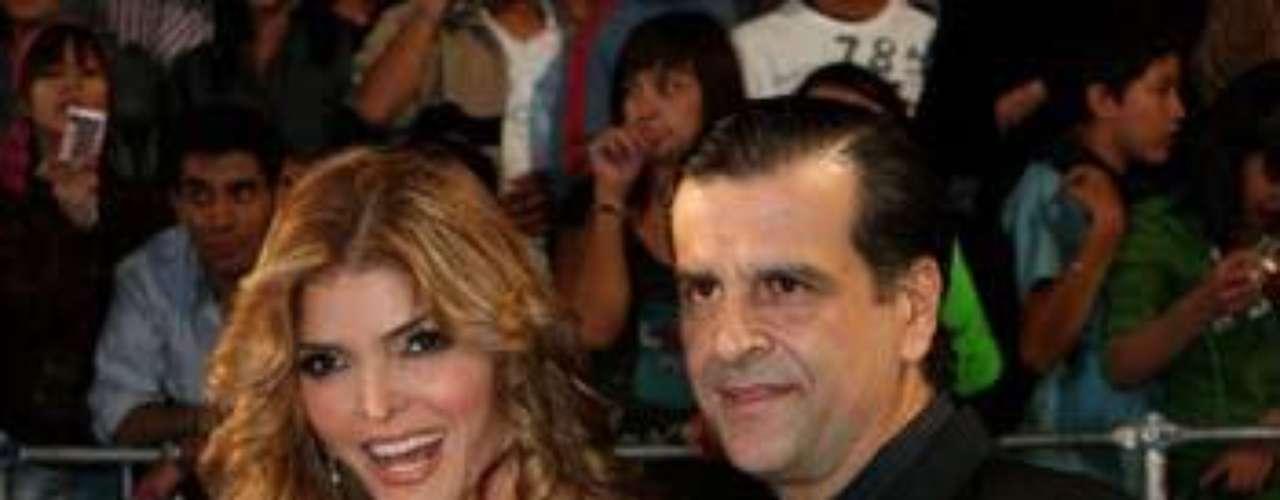 Ex pareja: El Pirru y Ana Bárbara.