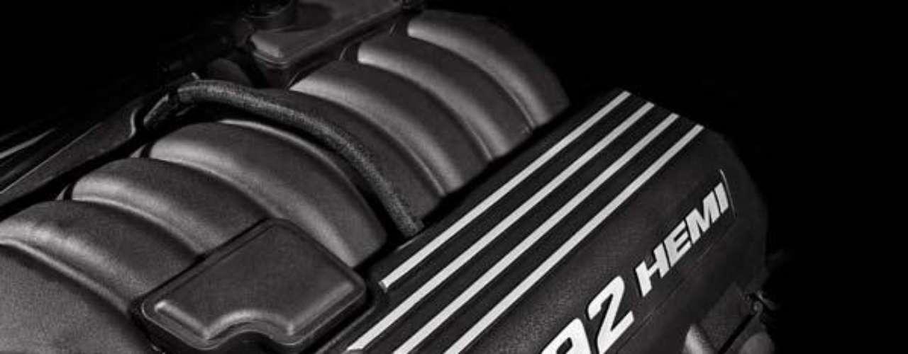 Fotos Dodge Challenger SRT8 392 2012