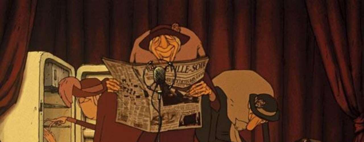 #8 - 'Las Trillizas de Belleville' (2003) - \