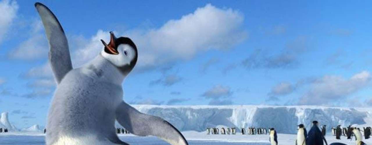 #16 - 'Happy Feet. El Pingüino' (2006) - A pesar de su puntos políticos, lo cinéfilos se enamoraron \