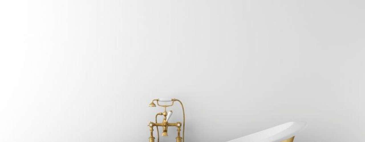 Vi vas a elegir una tina para la casa, piensa que una con aire antiguo le otorgaría al baño mucha elegancia. Lo vintage está muy de moda y algunas marcas ofrecen estas bañeras modernas en modelos antiguos. Puedes conseguir también una cañería con aire antiguo que le haga juego. Inspírate con estas tinas.