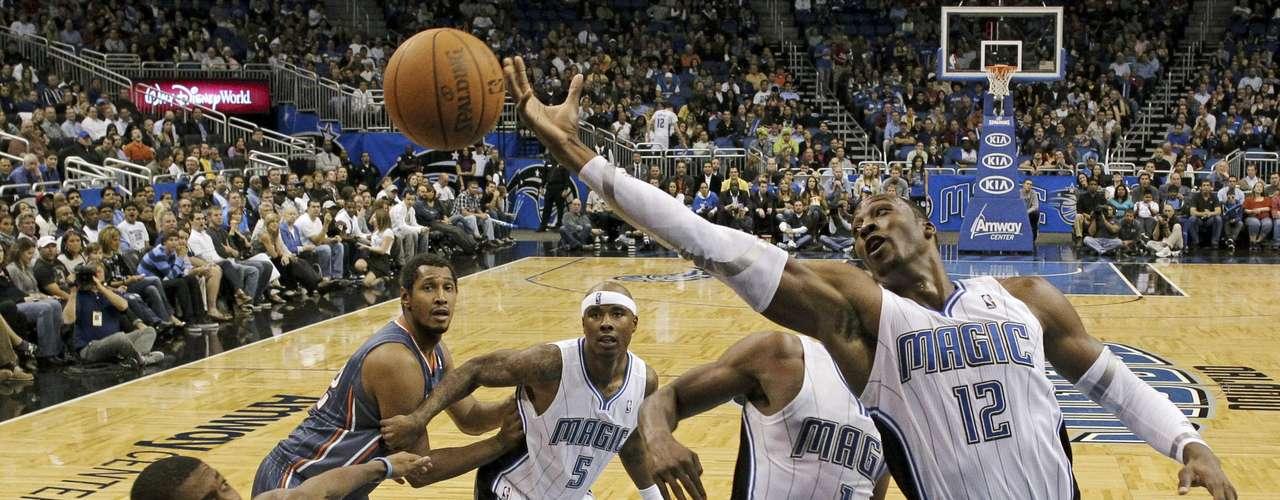 Orlando Magic vence 96-89 a los Bobcats de Charlotte