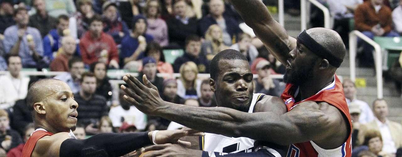El Jazz de Utah sorprende y humilla 108-79 a los Clippers