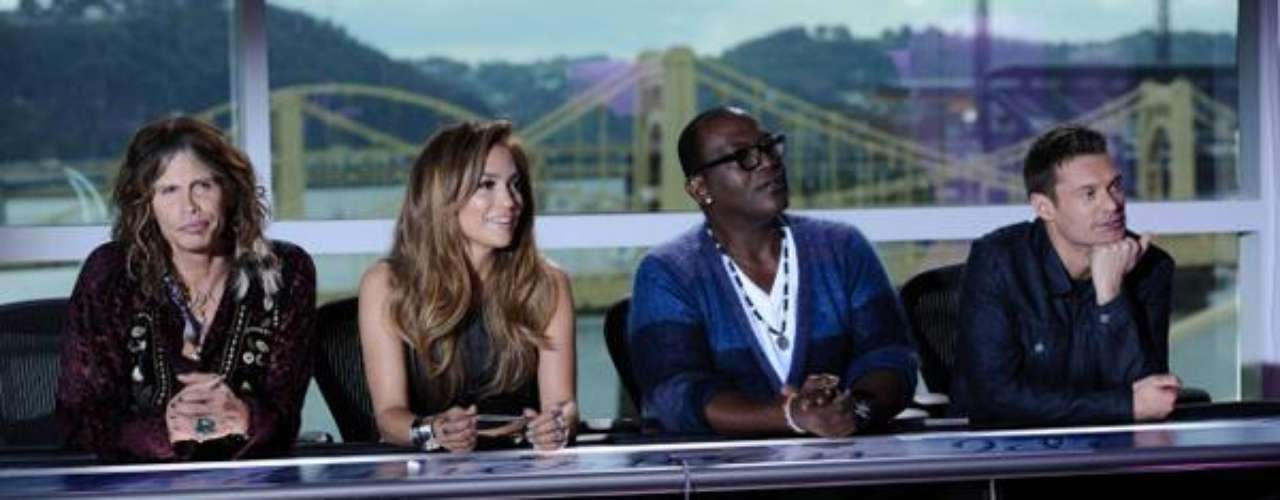 American Idol Kicks Off 11th Season.
