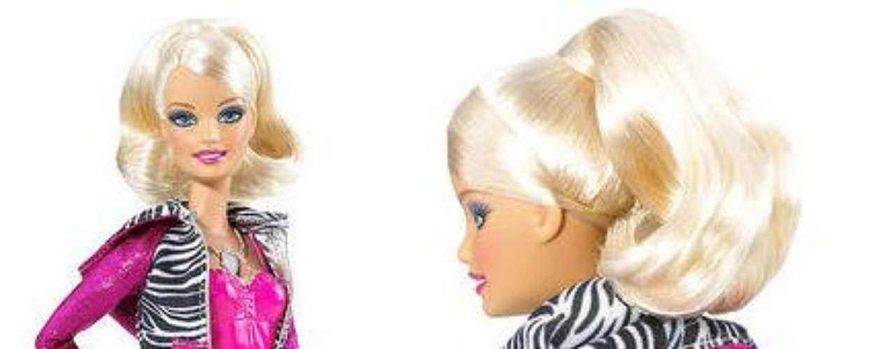 En Julio del 2010,  Mattel  lanzó su  'Barbie Video Girl',  una muñeca  con una cámara diminuta en su  pecho, que permite grabar hasta 30 minutos de video, que se sube a una computora vía USB. Pocos meses después, el FBI lanzó una advertencia de que esa tecnología podría ser usada para pornografía infantil.