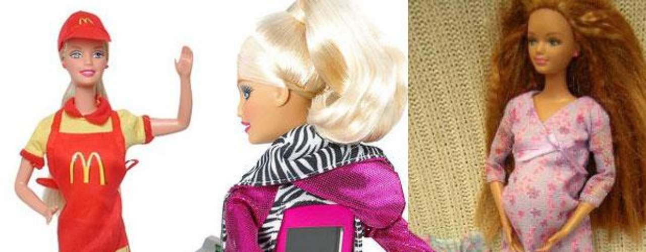 Desde su nacimiento, 'Barbie' ha causado muchas controversias. Desde 'anoréxica' a 'racista', la muñeca más famosa del mundo ha enfrentado acusaciones fuertes y ha pasado por raras etapas. Repasa las barbies más controversiales y extrañas de todos los tiempos.