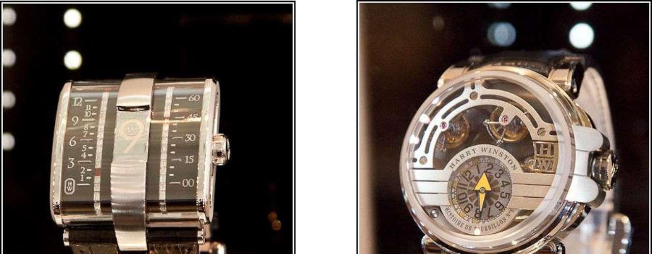 Harry Winston. Firma en honor a este reconocido joyero estadounidense. Donó un diamante al Museo Smithsoniano en 1958. Es una de las empresas más reconocidas en el mundo por la calidad de sus joyas.
