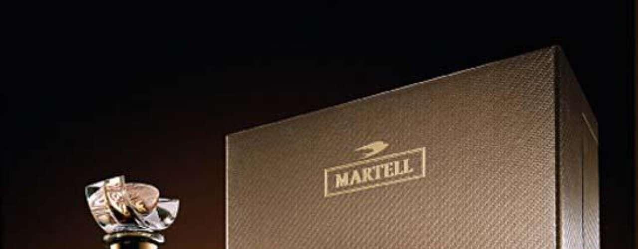 L'or De Jean Martell. Casa Martell lanzó la edición especial ultra premium y limitada de su cognac LOr de Jean Martell, la cual constará de 39 botellas para México. Su costo en el mercado mexicano es de 45 mil pesos y cada botella es resultado de más de 300 años de historia, tradición y experiencia.