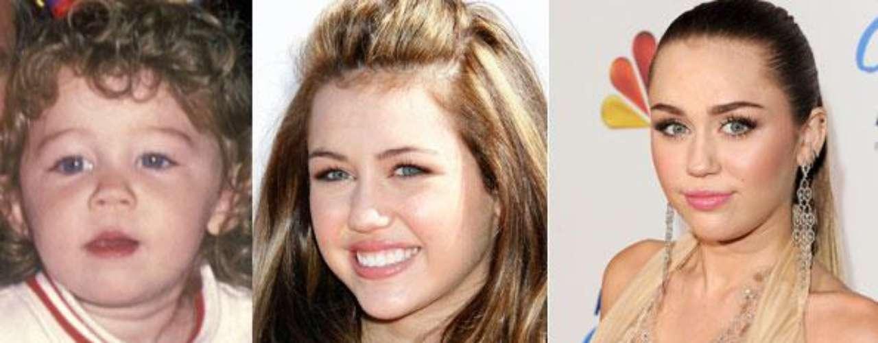 Miley Cyrus cumple 20 años en el 2012 y en el pasado queda su rol de chica Disney, con canciones infantiles y pelucas rubias. Ultimamente ha sido noticia por usar drogas, por comentarios fuera de lugar en twitter y por sus vestuarios reveladores.  Repasa cuánto ha crecido la nueva chica rebelde de Disney y una de las adolescentes más poderosas de Hollywood.