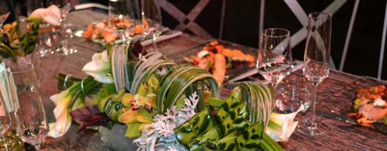SAG Awards Menu And Decor Sneak Peek.
