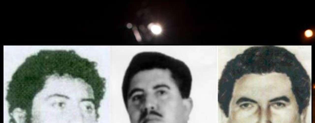 Juan José Esparragoza Moreno. Alias 'El Azul' o 'El Guaraches', es uno de los líderes del cártel del Pacífico y también está entre los más buscados no sólo por el ejército de México, sino también por el FBI.