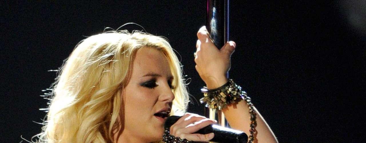 Britney Spears mide 1,63 m y sus triunfos hablan por ella.