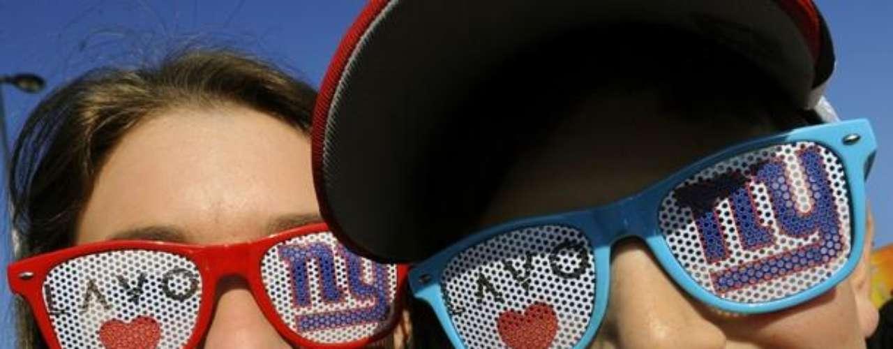 Nueva York presente en el Super Bowl, donde fueron mayoría