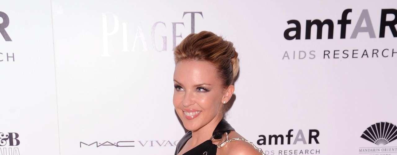 Otra que se quedo fuera de las lista principal fue la cantante Kylie Minogue en el puesto N° 27.