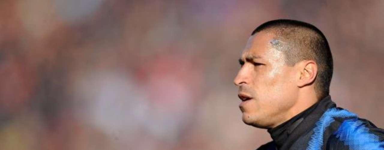 Iván Ramiro Córdoba recibe un salario mensual cercano a los 208.000 euros con el Inter de Milán