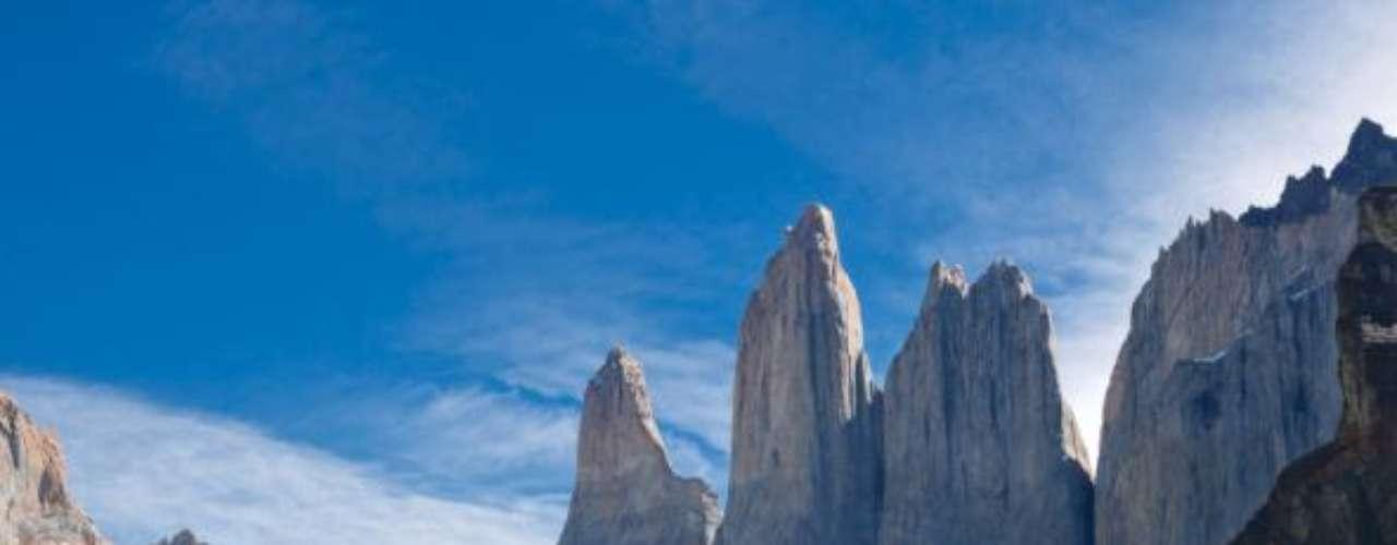 El Parque Nacional Torres del Paine, en Chile, también es una buena opción.