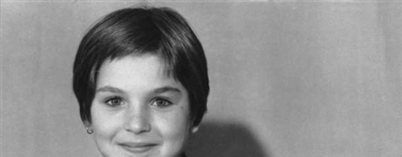 Con tan solo 10 años, Tatum oneal ganó el Oscar en la  categoría Actriz de Reparto por su rol de  Addie Loggins en la cinta 'Paper Moon'