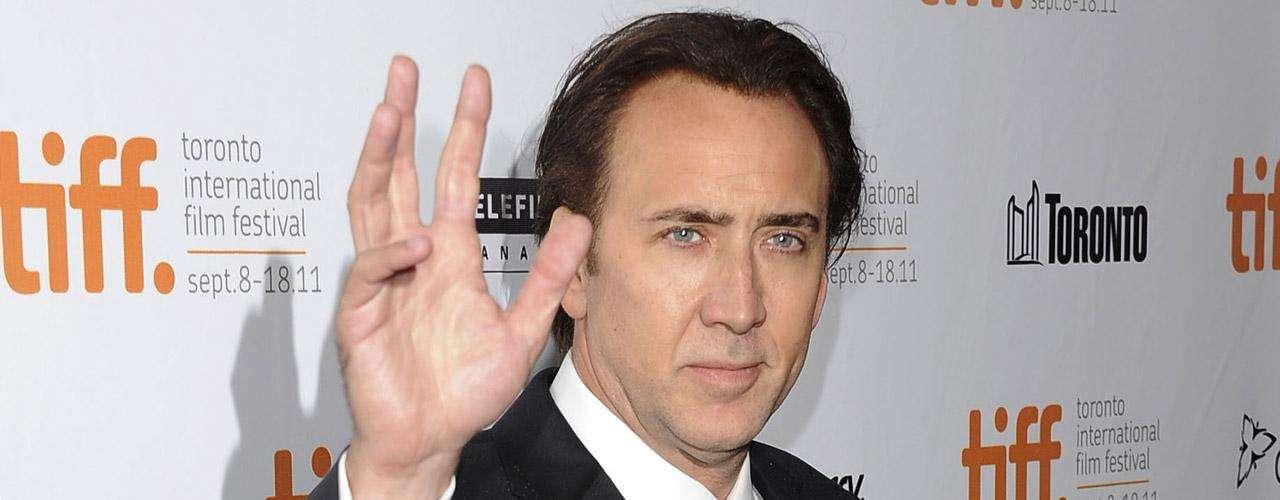 El fanatismo de Nicolas Cage por 'Superman' llevó al actor a nombrar a su hijo Kal-El, el nombre en Kryptón del hombre que el mundo conoce como 'Clark Kent'.