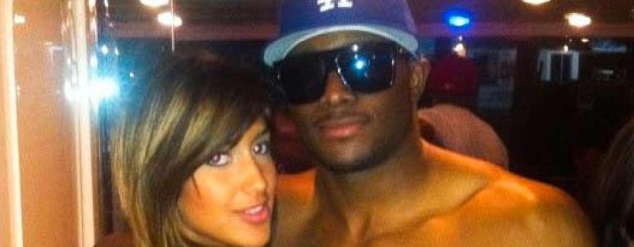 Claudia Sampedro: La modelo cubana fue novia de Reggie Bush en el verano del 2011. Bush no tardó en presumirla por Miami, y con ese cuerpo, ¿quién no haría lo mismo?