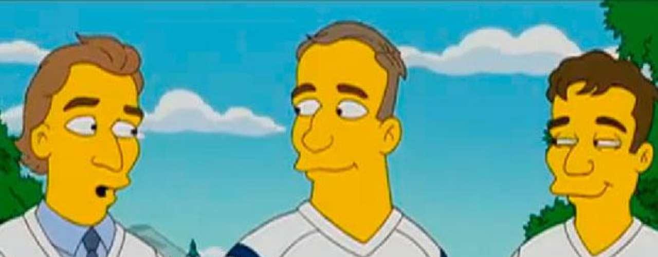 La NFL no se podía quedar atrás y los hermanos Manning hicieron su aparición en The Simpsons