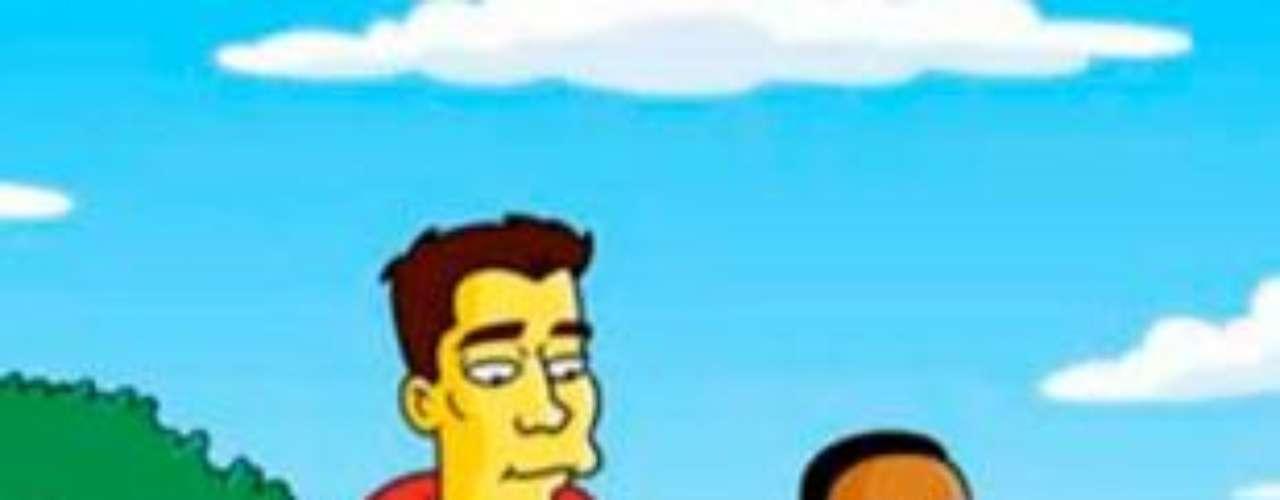 Varios deportistas reclutó Homero en un capítulo, donde Tom Brady, Lebron James, Yao Ming entre otros lo apoyaron en su \