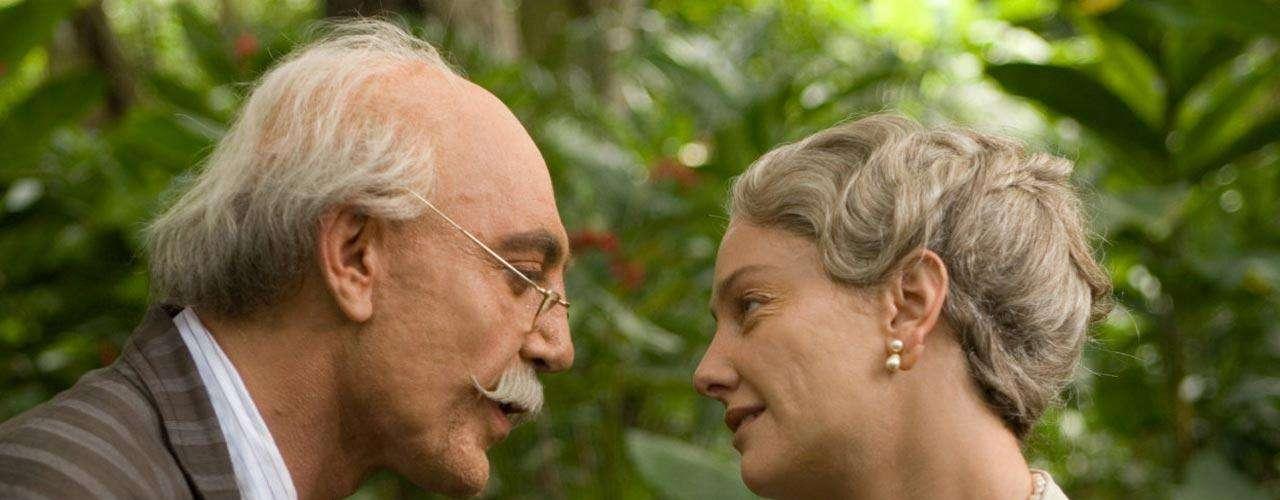 'El Amor en los Tiempos del Cólera'(2007) fue la primera adaptación a la gran pantalla de una novela de Gabriel García Márquez que fueproducida en Hollywood.