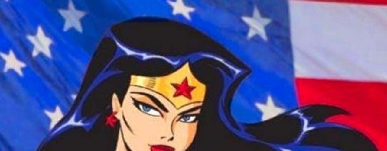 Es muy difícil superar la belleza de 'La Mujer Maravilla' animada. La actriz Adrianne Palicki no fue bien aceptada en la nueva versión de la serie.