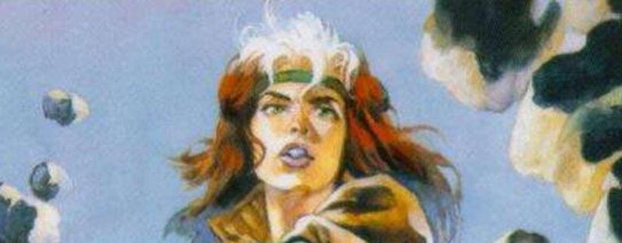 Rogue es uno de los provocadores personajes del cómic 'X-Men'.