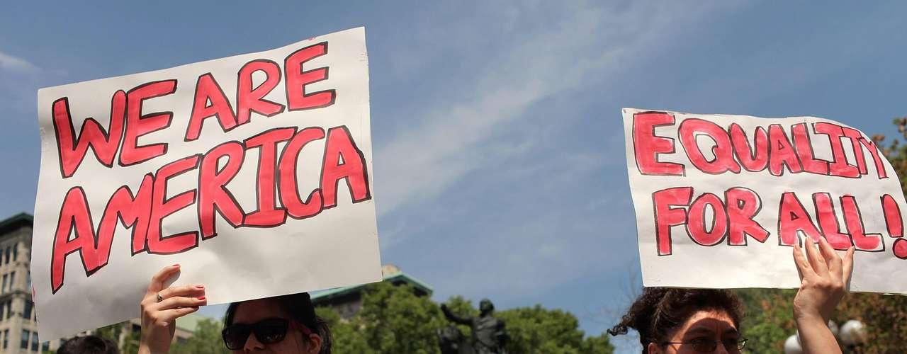 7. En caso de un proceso de regularización los inmigrantes deben aprender inglés compulsoriamente y las horas de estudio deben ser el doble que las establecidas durante la administración de Ronald Reagan.