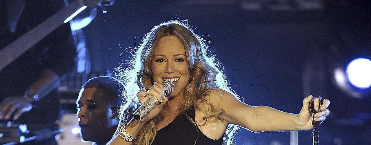 Mariah Carey. Con una de las carreras más sólidas en el entretenimiento se ha hecho un referente dentro del espectáculo. Su producción \