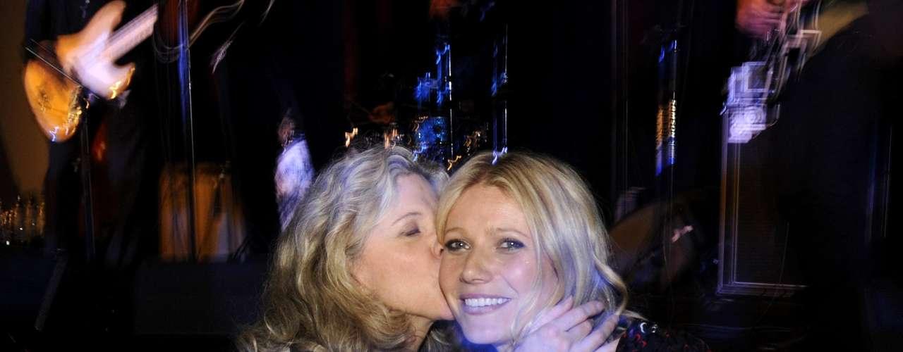 Blythe Danner y Gwyneth Paltrow.