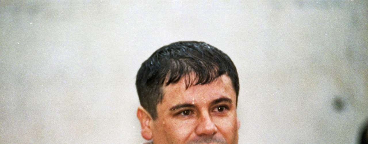 1153. Joaquín Guzmán Loera 1,000 mdd (narcotraficante)