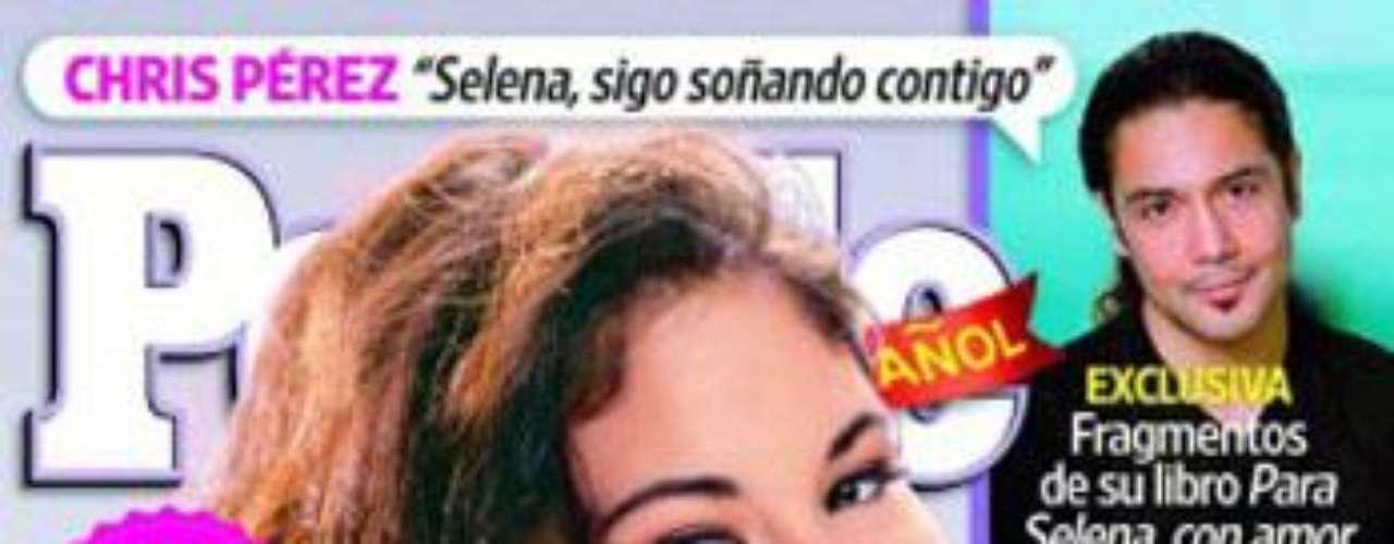 Selena engalana la portada de la revista People en Español al conmemorarse una año más de su desaparición física.